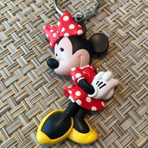 Minnie Mouse Key ring!